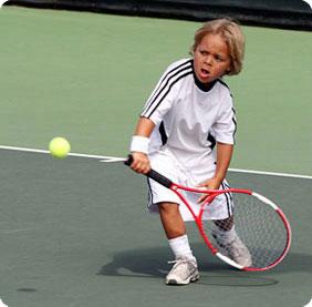 Tennis-Kids